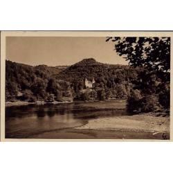 19 - Argentat - Le Gibanel - Confluent du Doustre et de la Dordogne - Voyagé...