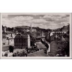 19 - Tulle - Panorama sur la Corrèze - Voyagé - Dos divisé...