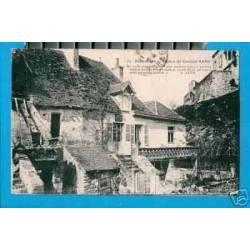 36 - GARGILESE - MAISON DE G. SAND