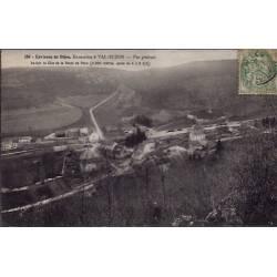 21 - Environs de Dijon - Excursion à Val-Suzon - Vue générale - Voyagé - Dos...