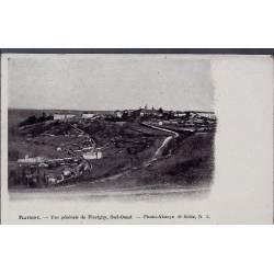 21 - Flavigny - Vue générale de Flavigny, Sud-Ouest - Non voyagé - Dos non d...