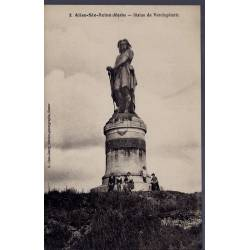 21 -Alise-Ste-Reine - Statue de Vercingétorix - Non voyagé - Dos divisé...