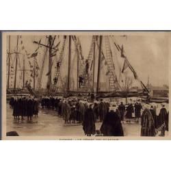 22 - Paimpol - Le départ des Islandais - Non voyagé - Dos divisé...