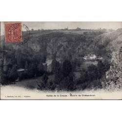 23 - Châteaubrun - Vallée de la Creuse - Moulin de Châteaubrun - Voyagé - D...