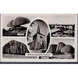 23 - Toulx-sainte-Croix - différentes images de la ville - La Balançoire - ...