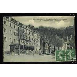 38 - Uriages les Bains - Le casino et l'Ets. Thermal