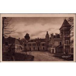 24 - Dordogne - Château de Hoche - Voyagé - Dos divisé...