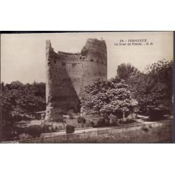 24 - Périgueux - La tour de Vésone - Non voyagé - Dos divisé...