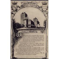 24 - Collection historique des Château de Gvienne -Château de Baneuil - Non...