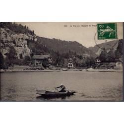 25 - Le dernier Bassin du Doubs - Voyagé - Dos divisé...