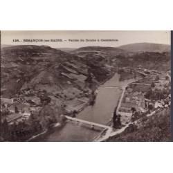 25 - Besançon-les-Bains - Vallée du Doubs à Casamène - Non voyagé - Dos div...
