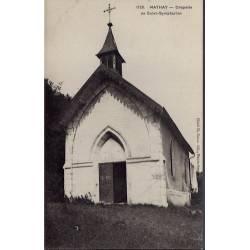 25 - Mathay - Chapelle de Saint-Symphorien - Non voyagé - Dos divisé...