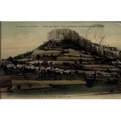 26 - Plan de Baix - Vue générale et rochers du Velan - Voyagé - Dos divisé...