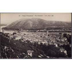 26 - Tain-Tournon - Vue générale - Voyagé - Dos divisé...