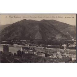 26 - Tain-Tournon - Coteau de l' Hermitage - Grand crû classé des côtes du ...