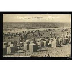 40 - Vieux-Boucaux-les-Bains - La plage