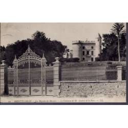 26 - Montélimar - La Bégude-de-Mazenc - le château de M.Loubet et le parc -...