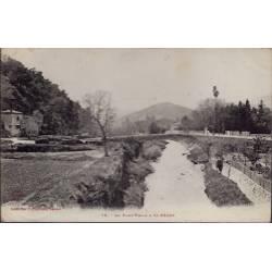 26  -  St-Péray - le Pont-vieux - Voyagé - Dos divisé...