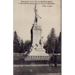 26 - Montélimar - Monument de la ville - à ses enfants morts pour la France...