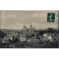 27 - Evreux - Vue générale - Voyagé - Dos divisé...