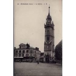 27 - Evreux - Le Beffroi - Non voyagé - Dos divisé...