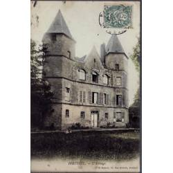 27 - Breteuil - L 'Abbaye - Voyagé - Dos divisé...