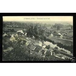 41 - Trôo - Panorama sur le Loir