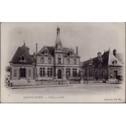 28 - Nogent-le-Roi - L' Hôtel de Ville - Non voyagé - Dos non divisé...