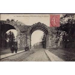 28 - Aqueduc de Maintenon XVIIeme siècle et route de Gallardon - Voyagé - D...