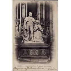 28 - Dreux - Chapelle Saint-Louis - tombeau de Louis-Philippe - Voyagé - Do...