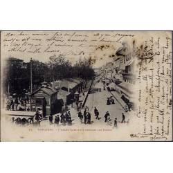 31 - Toulouse - L' Allée Lafayette pendant les foires - Voyagé - Dos non di...