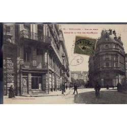 31 - Toulouse - Rue de Metz - Angle de la rue ds Marchands - Voyagé - Dos d...