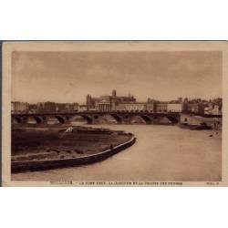 31 - Toulouse - Le pont neuf - La Garonne et la prairie des Filtres - Voyag...