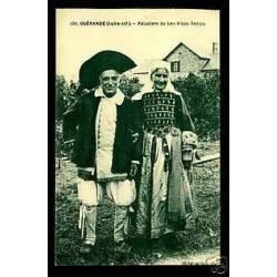 44 - Guerande - Paludiers du bon vieux temps
