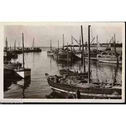 44 - Le Croisic - Le port à maree haute