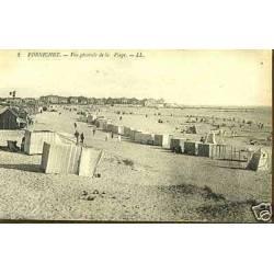 44 - Pornichet - Vue generale de la plage