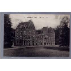 35 - La Guerche - Château de la forêt - Non voyagé - Dos divisé...