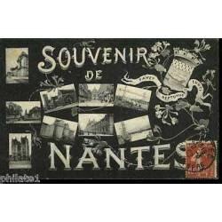 44 - Souvenir de Nantes  - Multivue