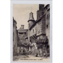 36 - Saint-Benoit-du-Sault - Le Beffroi - Non voyagé - Dos divisé...