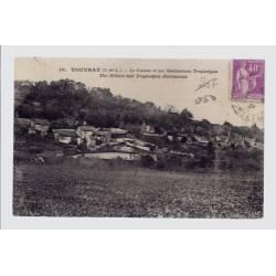 37 - Vouvray - Le coteau et ses habitations troglodytes - The Hillock and t...