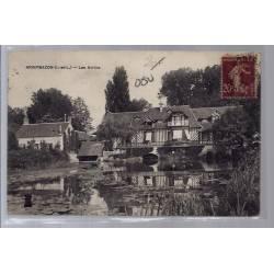 37 - Montbazon - Les Avrins - Voyagé - Dos divisé...