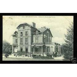 45 - Les Choux - Chateau du moulin aux lievres