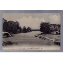 39 - Dole - Pont Romain sur le Doubs - Non voyagé - Dos divisé...