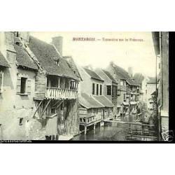 45 - Montargis - Tanneries sur le Puiseaux