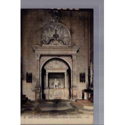 39 - Dol - Le tombeau de l'évêque Guillaume James (1507) - Voyagé - Dos div...