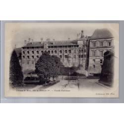 41 - Château de Blois - Aile de François 1er - façade extérieure - Non voya...