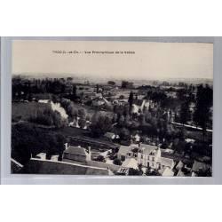 41 - Troo - Vue panoramique de la Vallée - Non voyagé - Dos divisé...