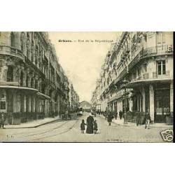 45 - Orleans - La rue de la republique