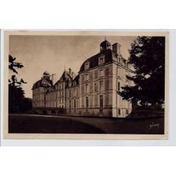 41 - Château de la Loire - Château de Cheverny - Vue d'ensemble façade Nord...