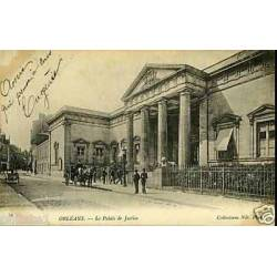 45 - Orleans - Le palais de justice